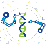 Logo of Frontiers in Genome Editing, a Frontiers Open Access Scientific Academic Journal